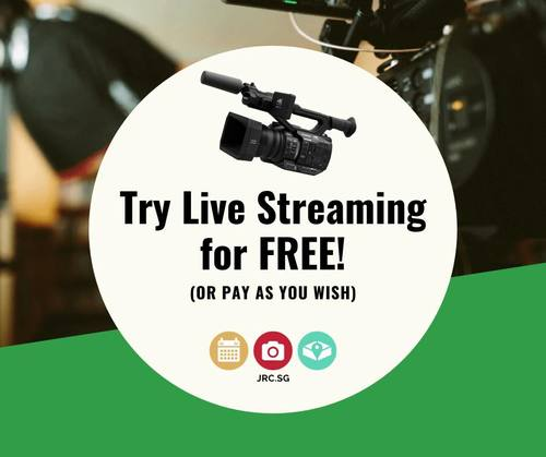 Free livestreaming